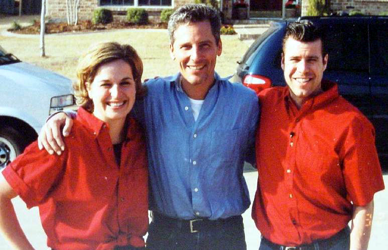 John And Angie Doyen Trading Spaces