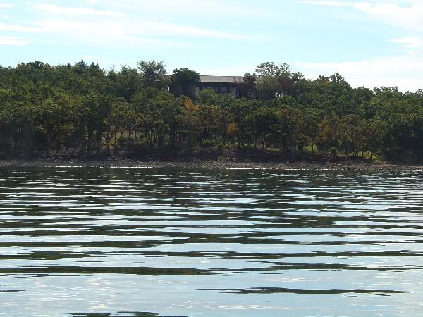 Lantana Lodge From Lake Ray Roberts