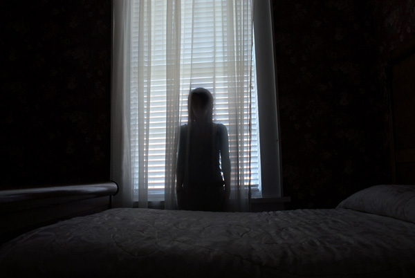 Ghost In Hotel Room Texas